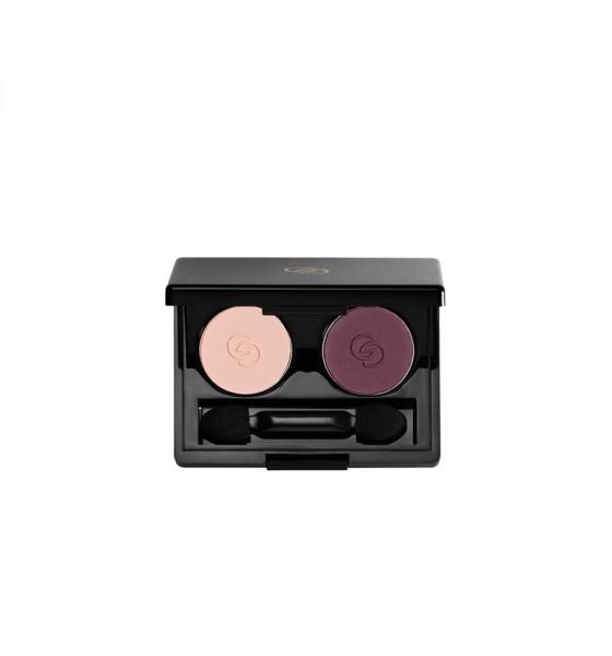 Διπλές Σκιές Ματιών Giordani Gold Purple Cream - Smokey Eyes