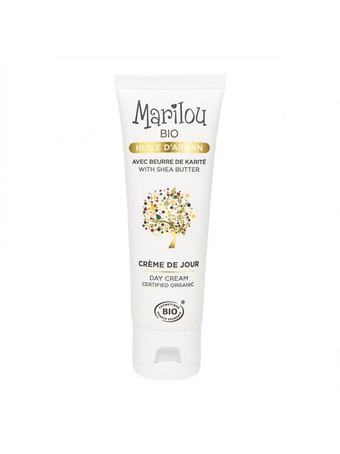 Ενυδατική Βιολογική κρέμα ημέρας Marilou Bio