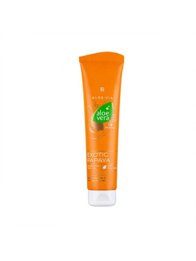 Limited edition Aloe Vera Exotic Papaya Cleansing Gel