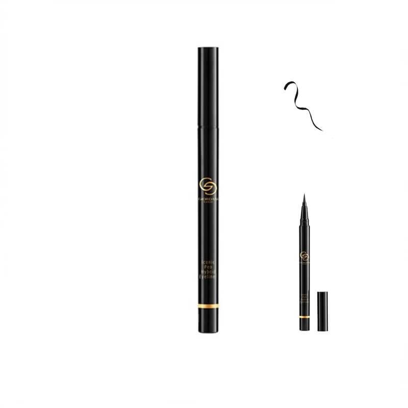 Υβριδικό Eyeliner Στυλό Giordani Gold Iconic Black