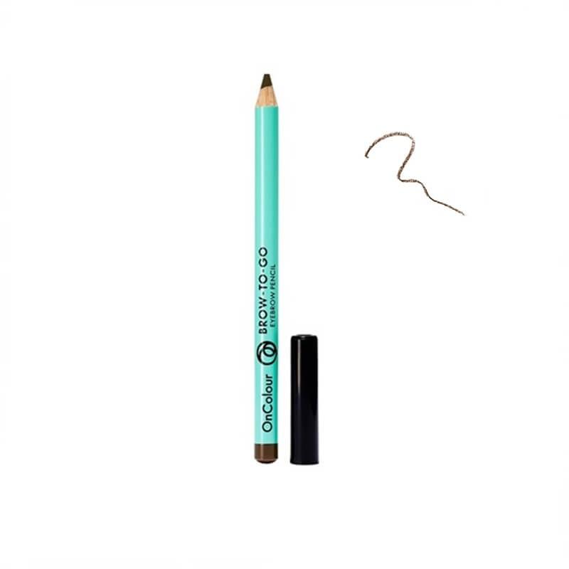 Μολύβι Φρυδιών OnColour Brown
