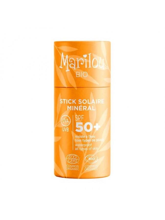 Mineral Stick Αντηλιακό Spf 50 Marilou Bio