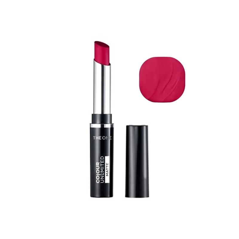 Κραγιόν Colour Unlimited Matte THE ONE - Resolute Red