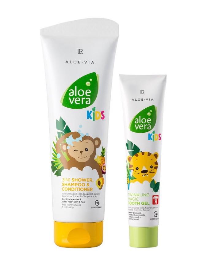 Aloe Vera Kids Σετ