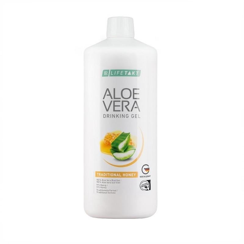 Aloe Vera Drinking Gel Traditional Honey