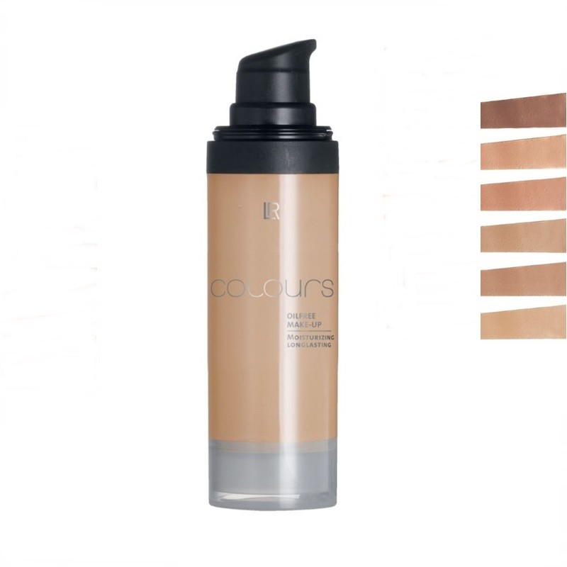 Colours Oil Free Make up