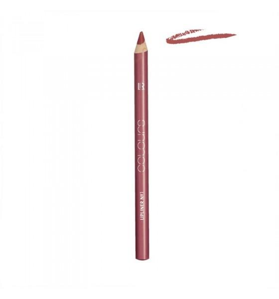 Colours Μολύβι για τα Χείλη Warm Rose