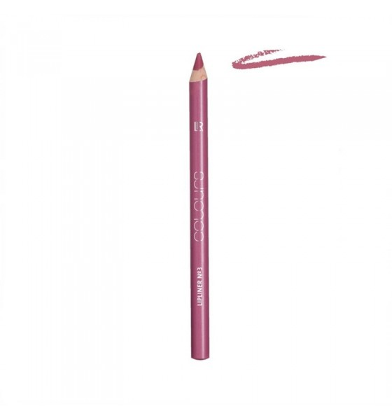 Colours Μολύβι για τα Χείλη Juicy Rose