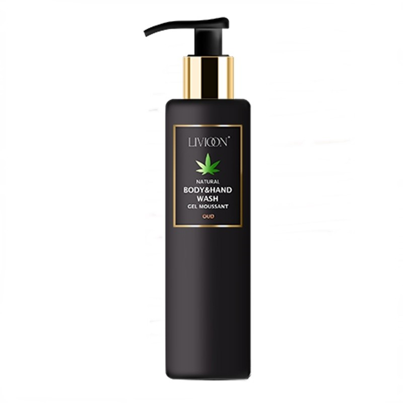 Body & Hand Wash Gel Moussant Oud