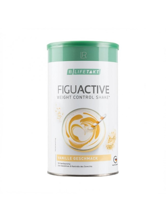 Figu Active Ρόφημα Βανίλια
