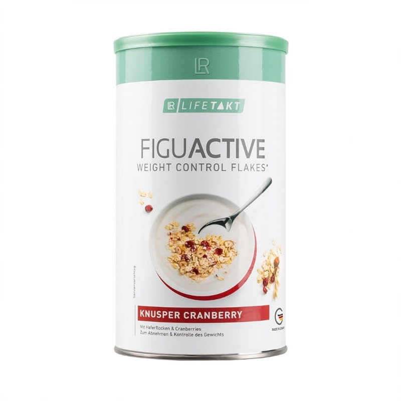 Figu Active Νιφάδες Crunchy Cranberry