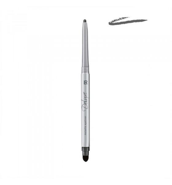Deluxe Metallic Eyeliner Gorgeous Grey