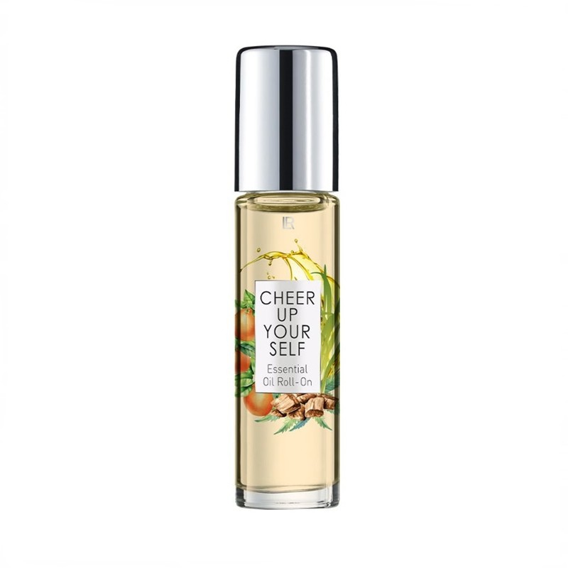 Cheer Up Yourself Essential Oil Roll-on