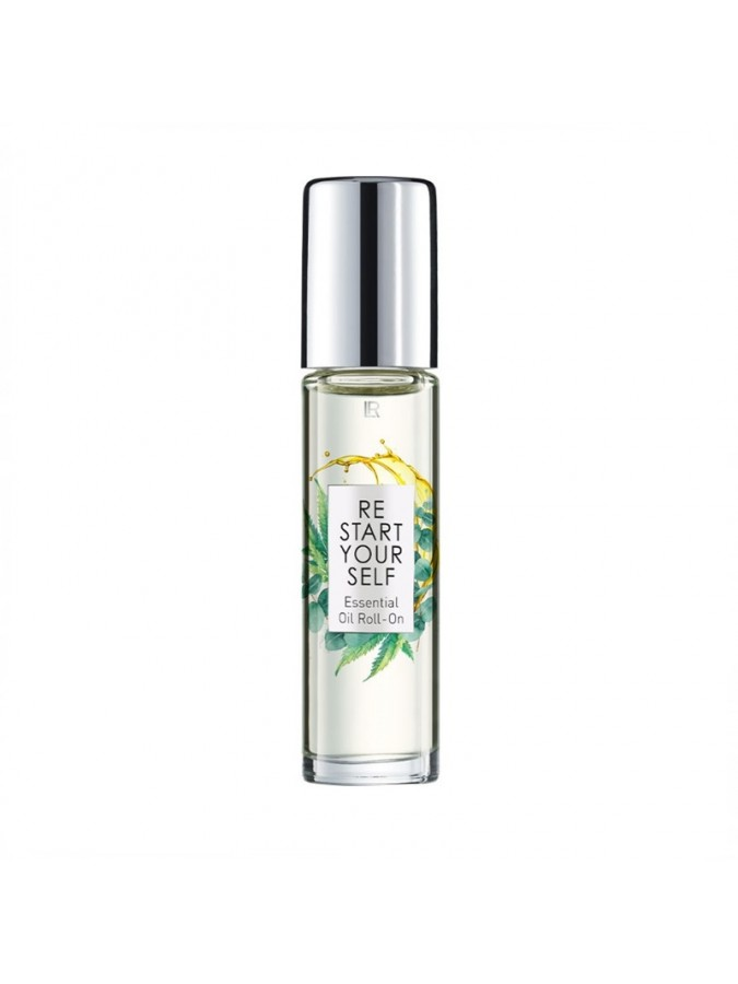 Restart Yourself Essential Oil Roll-On