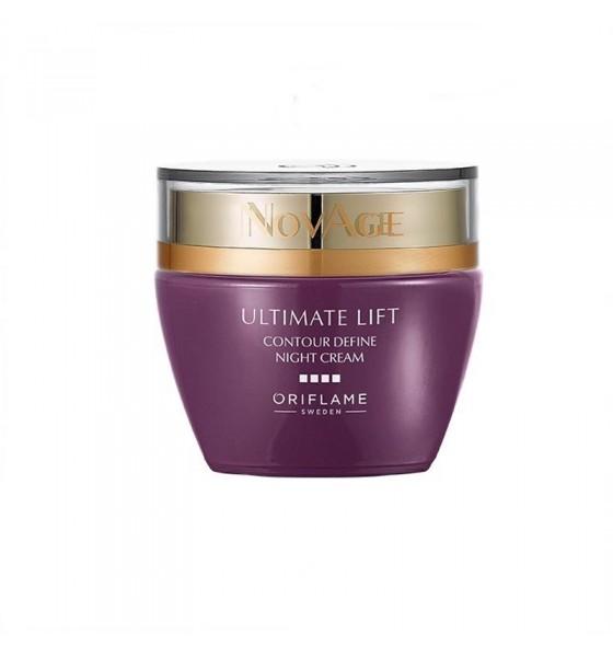 Κρέμα Νύχτας NovAge Ultimate Lift Contour Define