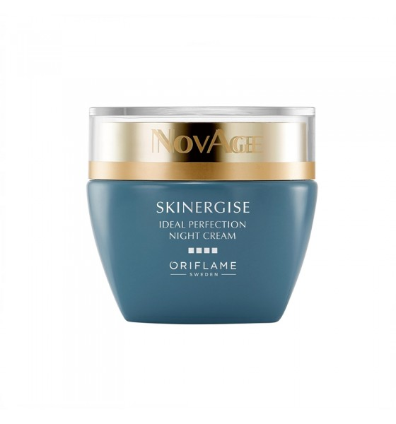 Κρέμα Νύχτας NovAge Skinergise Ideal Perfection