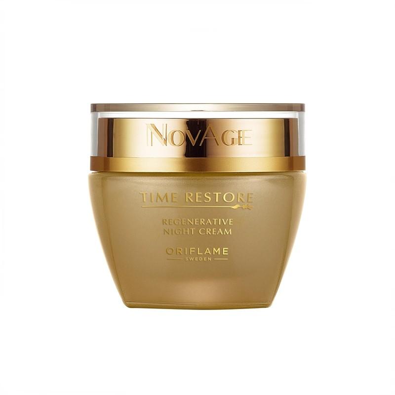 Αναπλαστική Κρέμα Νύχτας NovAge Time Restore