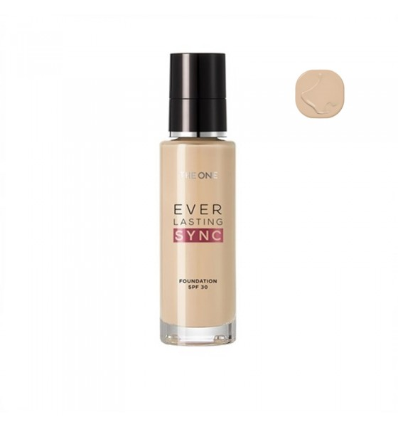 Make-up Everlasting Sync The ONE Light Rose Cool