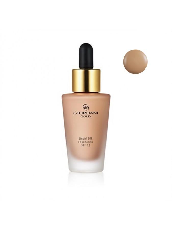 Υγρό Make-up Silk Giordani Gold Amber