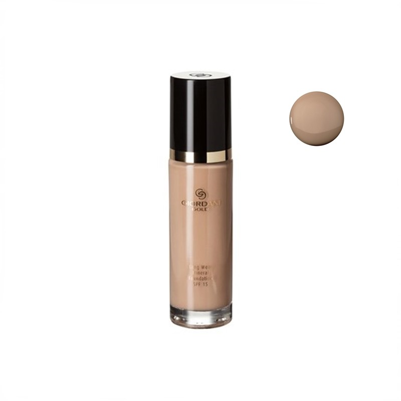 Make-up Long Wear Mineral με SPF 15 Giordani Gold Rose Beige