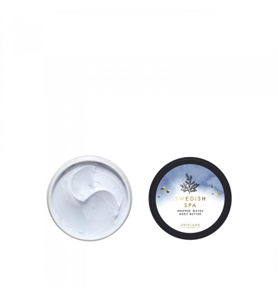 Whipped Waves Body Butter Swedish Spa