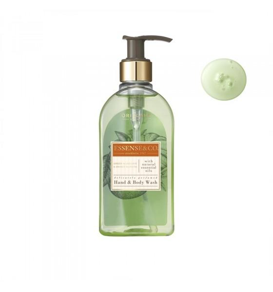 Προϊόν Καθαρισμού Χεριών & Σώματος με Πράσινο Μανταρίνι & Άνθη Πορτοκαλιάς Essence&Co.