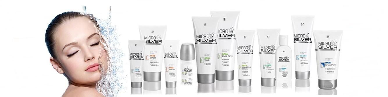 Microsilver Plus Αντιβακτηριακή φροντίδα - missmister.com.gr